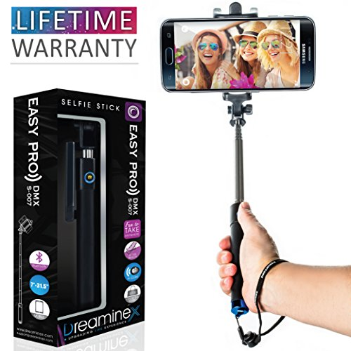 Selfie Stick for iPhone 6 Plus, Android, Samsung Galaxy S6 S5, iPod....