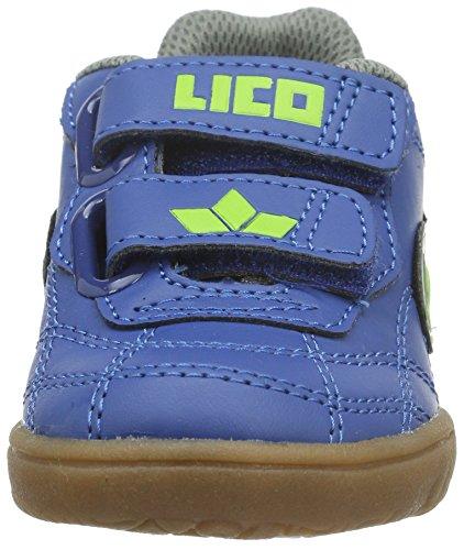mixte Lico Fitness Bleu Grau Kinder Lemon 360 de Grau Marine enfant Unisex Marine Chaussures Lemon V Bernie 0B8q0r