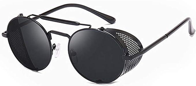 Steam Black Sonnenbrille
