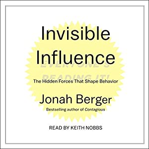 Invisible Influence Hörbuch
