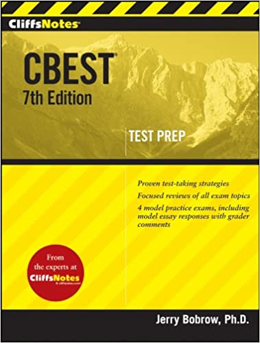 Amazon cliffsnotes cbest 7th edition cliffs test prep cbest amazon cliffsnotes cbest 7th edition cliffs test prep cbest ebook jerry bobrow kindle store fandeluxe Images