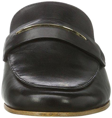 Shahan Mujer Para Mules Black Leather Negro 97 Aldo dHtq7EP