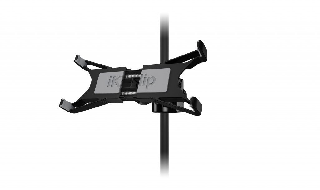 IK Multimedia iKlip Xpand universal mic stand support for iPad and tablets by IK Multimedia (Image #3)