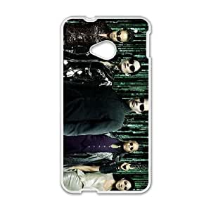 The Matrix HTC One M7 Cell Phone Case White Fbwyh