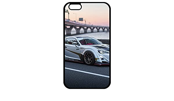 Christmas Gifts Funda iphone 6 Plus/Funda iphone 6s Plus caso case AOFFLY Toyota GT86 tuning PC Hard caso case For Funda iphone 6 Plus/Funda iphone 6s Plus: ...