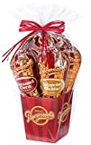 kettle corn gift basket - Popcornopolis Gourmet Popcorn 5 cone Gift Basket - Classic