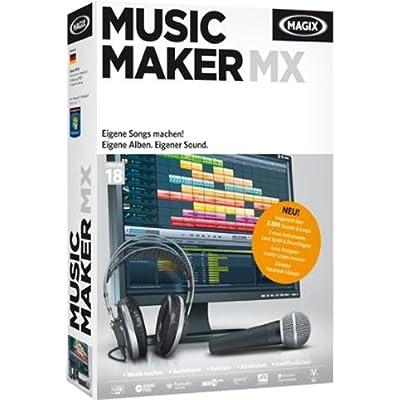 MAGIX Music Maker MX (V.18)