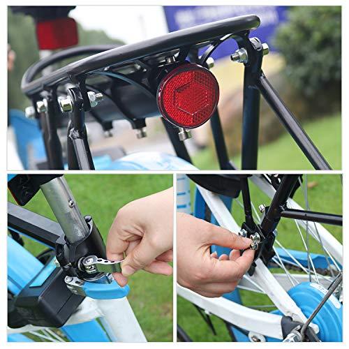 Adjustable MTB Road Bicycle Carrier Cargo Rack  Rear Seat Luggage Shelf