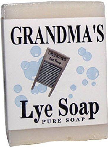 Lye Soap Bar - 8
