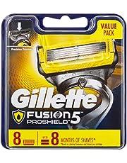 Gillette Fusion Proshield Razor Cartridges Refill, 8ct