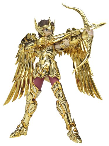 Amazon com: Saint Seiya Gold Saint Cloth Myth Sagittarius