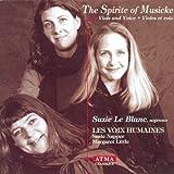 Spirite of Musicke the