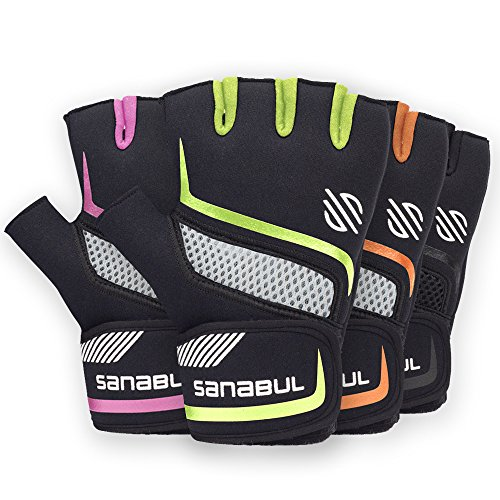 Sanabul PAW v.2 Gel Boxing MMA Kickboxing Cross Training Handwrap Gloves from Sanabul