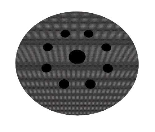 pour prot/éger le Velcro DFS Protection pour Plateau de pon/çage et Plateau de polissage /Ø 125mm avec 8 trous