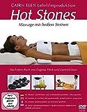 Hot Stones: Massage mit heißen Steinen