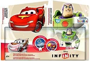 Amazon Com Disney Infinity Tru Exclusive Race To Space