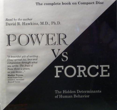 Read Power Vs Force By David R Hawkins