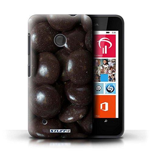 Kobalt® Imprimé Etui / Coque pour Nokia Lumia 530 / Minstrels conception / Série Bonbons