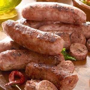 Hot estilo Chorizo salchicha argentino (1Lb): Amazon.com ...