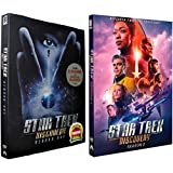 Star Trek: Discovery DVD Season 1 and 2