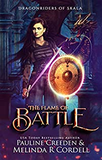 The Flame Of Battle by Melinda R. Cordell ebook deal