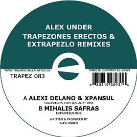 Amazon.com: Trapezones Erectos & Extrapezlo Remixes: Alex Under: MP3