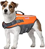 Coleman Pet Flotation Vest for Pool Boat Beach Lake Small (4.25 x 12.5 x 3.25 in)