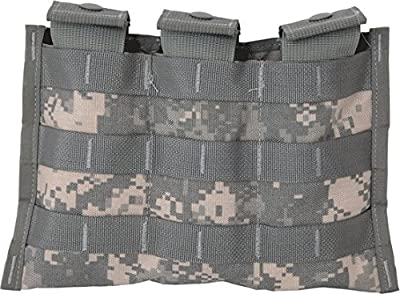 Molle Triple MAG, ACU Pattern (AUC), 30 Round Pouch