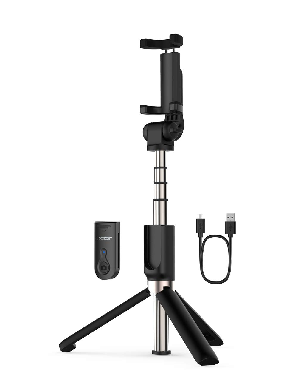 The Yoozon Selfie Stick Tripod travel product recommended by Maria on Lifney.