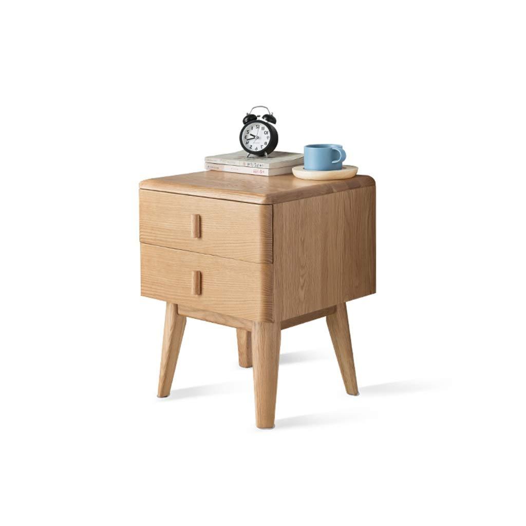 Massivholz Nachttisch Nachttisch Form einfach und langlebig und praktisch FKYGDQ
