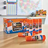 Elmer's All Purpose School Glue Sticks, Washable, 7