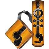 Music Fire TV Skin - Wood Guitar | Skinit Lifestyle Skin
