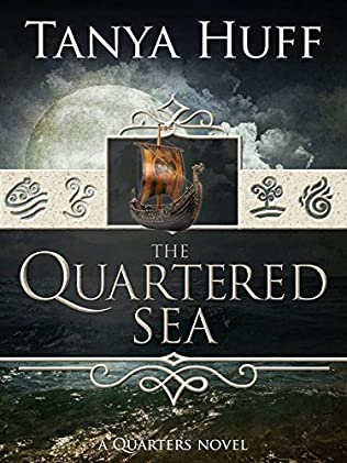 book cover of The Quartered Sea