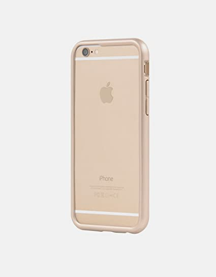 sneakers for cheap 441d5 37a95 iPhone 6 Case, Tavik Outer Edge Bumper Case-Gold for iPhone 6 - Gold