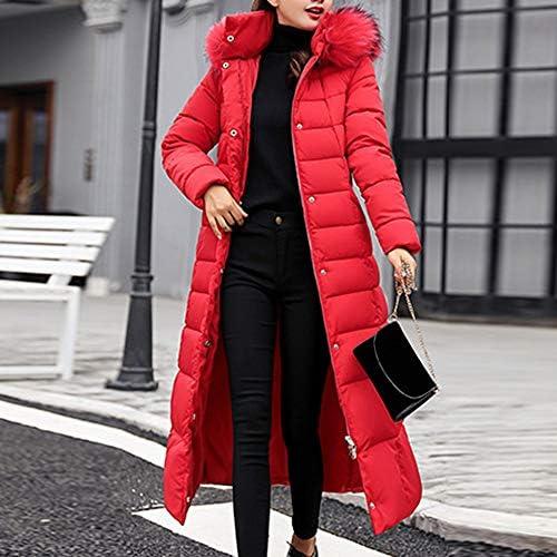 2019 Nouveau Style À La Mode Manteau Femmes Hiver Veste Coton Rembourré Manteau Chaud Dames Longs Manteaux Parka Femme Veste,XXL-B