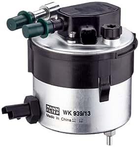 Mann-Filter WK 939/13 Filtro para Combustible