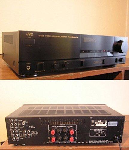 Amplificador JVC AX-330: Amazon.es: Electrónica