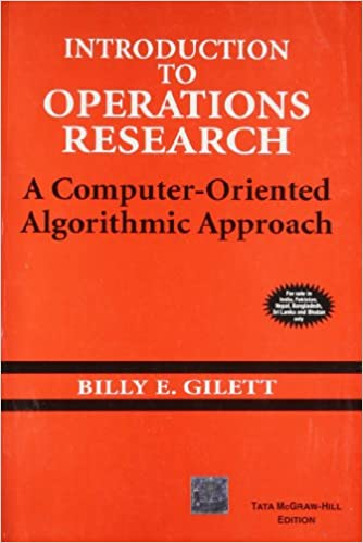 Intro To Operations Research Tmh PDF SturbacymuCf
