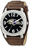 """Game Time Men's NFL-DEF-BAL """"Defender"""" Watch - Baltimore Ravens"""