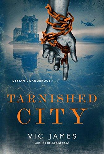 Tarnished City (Dark Gifts Book 2)