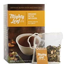 Mighty Leaf Tea Organic Detox Infusion, 15 tea bags