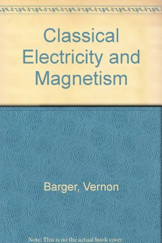 Classical Electricity and Magnetism: A Contemporary Perspective