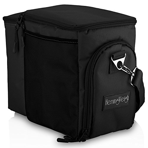 Hemingweigh Insulated Lunch Bag Durable Lunch Box With