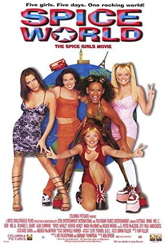 (Spice World: The Movie - Movie Poster - 27 x 40)