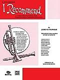 I Recommend: E-flat Alto Saxophone