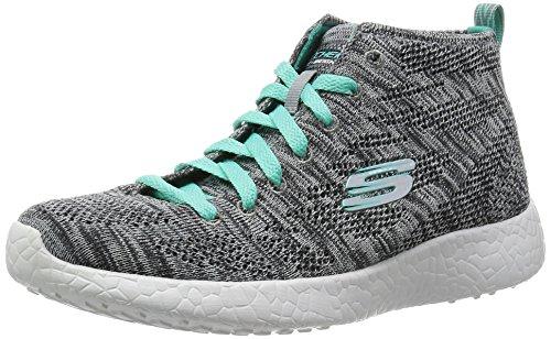 Skechers Burst - Zapatillas de deporte Mujer gris