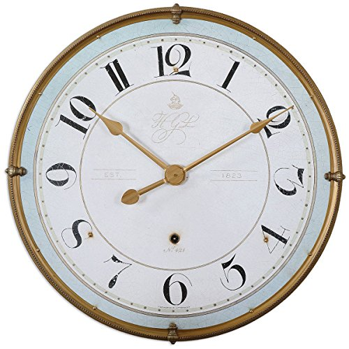 Uttermost 06091 Torriana Wall Clock
