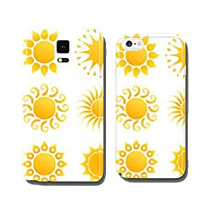 Sun Set cell phone cover case iPhone6 Plus