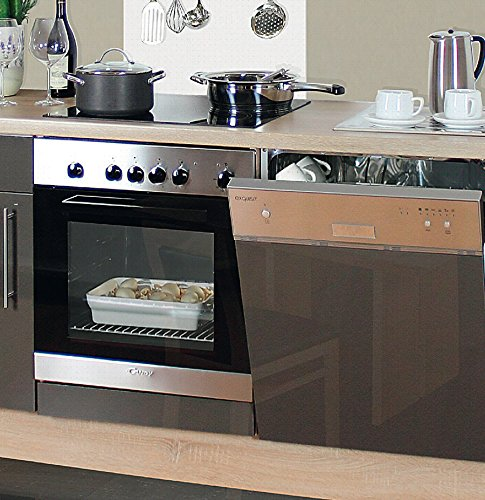 ROLLER Küchenblock JANA - Hochglanz Front - Apothekerschrank - E ... | {Roller küchen 65}
