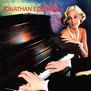Original Piano Artistry Of Jonathan Edwards